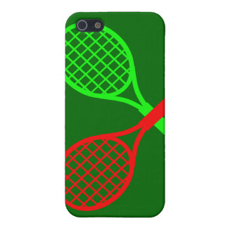 Cool Tennis Racket Abstract Design iphone case