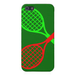 Cool Tennis Racket Abstract Design iphone case Case For iPhone 5