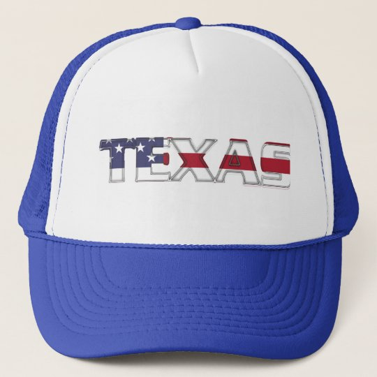 cool texas logo Hat