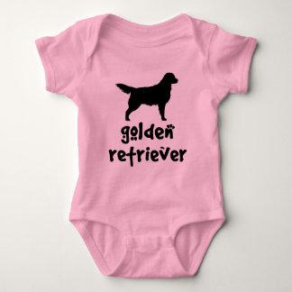 Cool Text Golden Retriever Shirt