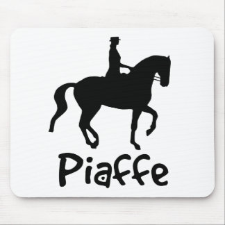 Cool Text Piaffe w/ Piaffe Horse Mouse Pad