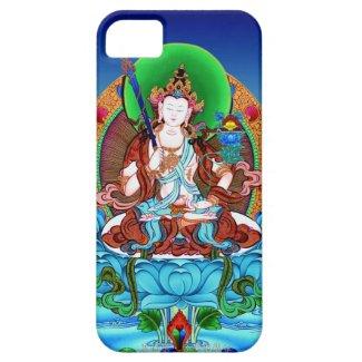 Cool thangka Akasagarbha Bodhisattva Mahasattva iPhone 5 Case