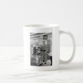 Cool Theater, 1940 Coffee Mug