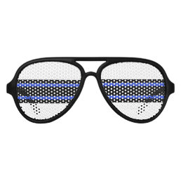 Cool Thin Blue Line Shades