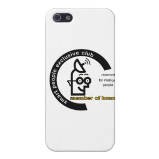cool things for cool people  from KoutuKa culture iPhone SE/5/5s Cover