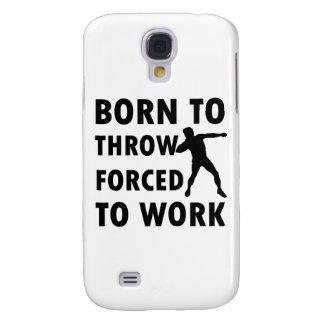 Cool Throw shotput Designs Samsung Galaxy S4 Cover