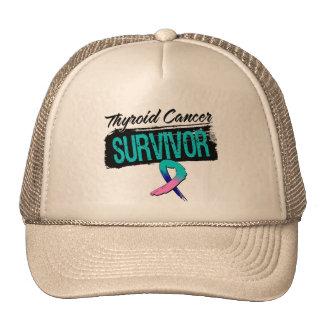 Cool Thyroid Cancer Survivor Mesh Hat