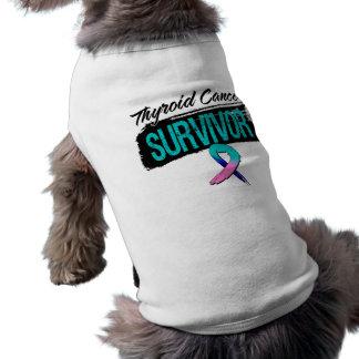 Cool Thyroid Cancer Survivor T-Shirt