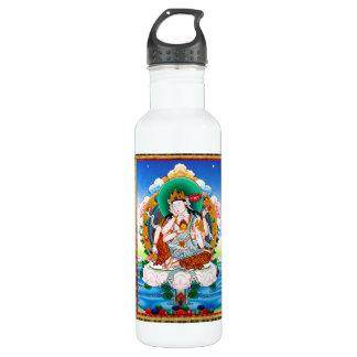 Cool tibetan thangka Cintamanicakra Avalokitesvara 24oz Water Bottle