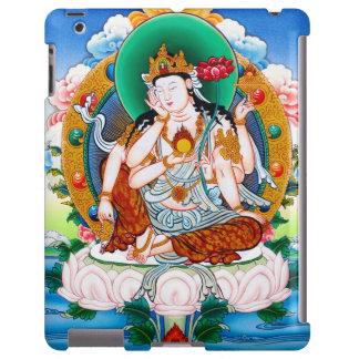 Cool tibetan thangka Cintamanicakra Avalokitesvara