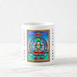 Cool tibetan thangka tattoo Cundhi Bodhisattva Mug