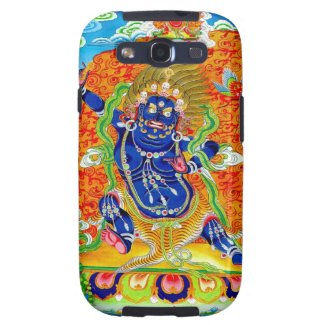 Cool tibetan thangka tattoo Vajrapani Bodhisattva Galaxy S3 Case