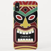 Cool Tiki Totem custom name phone cases