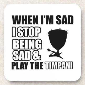 Cool Timpani designs Coaster