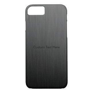 Cool Titanium iPhone 7 Case