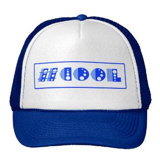 #COOL todo el gorra azul de los camioneros