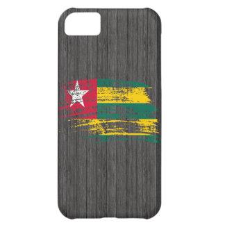 Cool Togolese flag design Case For iPhone 5C
