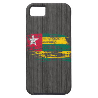 Cool Togolese flag design iPhone 5 Covers