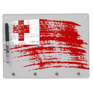 Cool Tongan flag design Dry-Erase Whiteboards