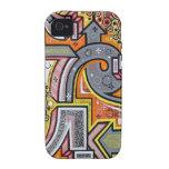 Cool Tough Graffiti Iphone case Case-Mate iPhone 4 Cases