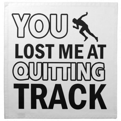 cool track and field designs napkin zazzle. Black Bedroom Furniture Sets. Home Design Ideas