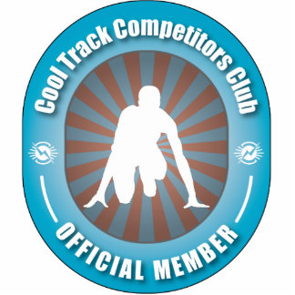 Cool Track Competitors Club Acrylic Cut Outs