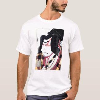 Cool Traditional Oriental Japanese Samurai art T-Shirt