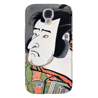 Cool Traditional Oriental Japanese Samurai tattoo Galaxy S4 Case