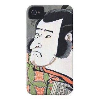 Cool Traditional Oriental Japanese Samurai tattoo Case-Mate iPhone 4 Case
