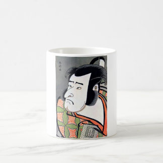 Cool Traditional Oriental Japanese Samurai tattoo Coffee Mug