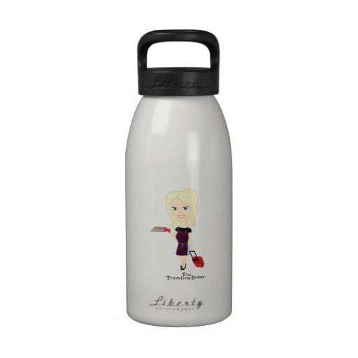 Cool Traveling Baker Bottle Water Bottles