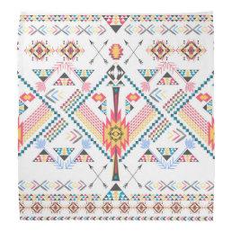 Cool trendy tribal ethnic geometric pattern bandana