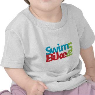 Cool Triathlon logo Tshirts