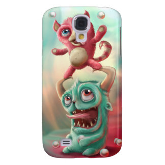 Cool Tricks Samsung Galaxy S4 Cases