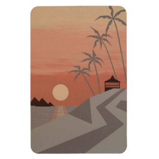 "COOL TROPICS flexible magnet (4""x6"")"