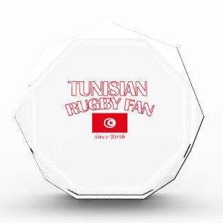 cool Tunisian rugby fan DESIGNS Award