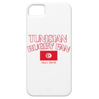 cool Tunisian rugby fan DESIGNS iPhone SE/5/5s Case
