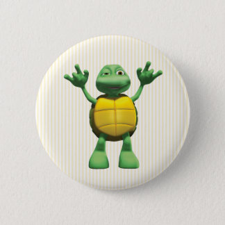 Cool Turtle Button