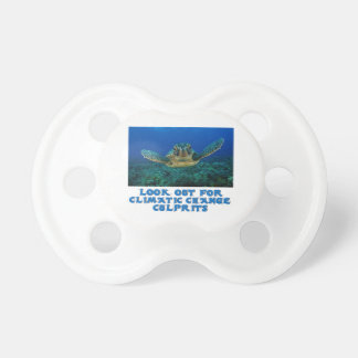 cool Turtle designs Pacifier