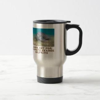 cool Turtle designs Travel Mug