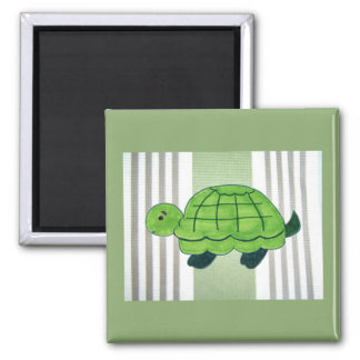 Cool Turtle Magnet