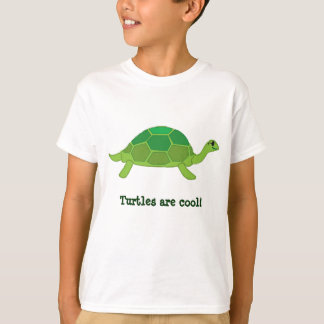 Cool turtle, Turtles are cool! T-Shirt