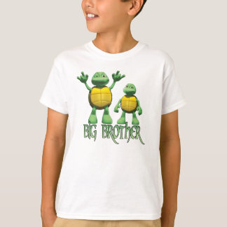 Cool Turtles Big Brother T-Shirt
