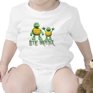 Cool Turtles Little Brother Creeper