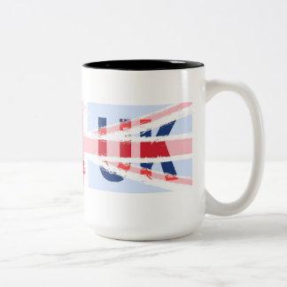 Cool UK Two-Tone Coffee Mug