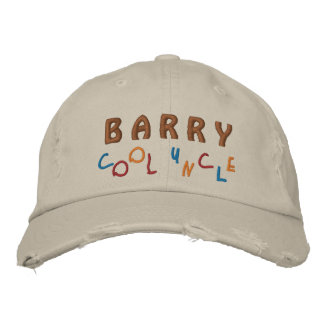 COOL UNCLE Custom Name STONE A03 Embroidered Hats