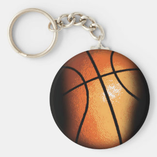 Cool Unigue Stylish Basketball Keychain