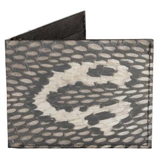 Cool Unique Cobra Snake Skin Print Design Tyvek Wallet