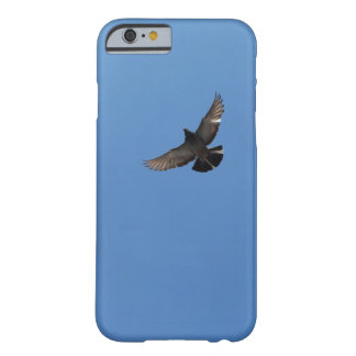 Cool, unique modern birds flying design art barely there iPhone 6 case