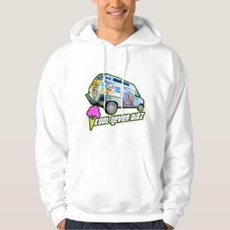 cool unique retro design custom funny graphic art hoodie